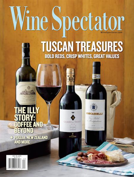 Risultati immagini per wine spectator  italia