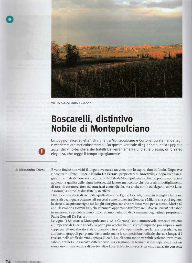 verticale-vino-nobile-boscarelli