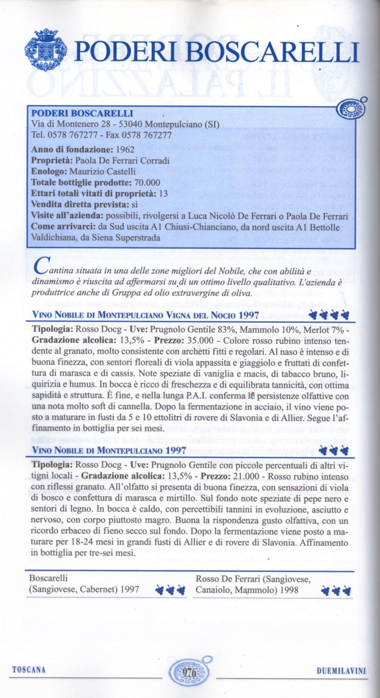 bibenda2001