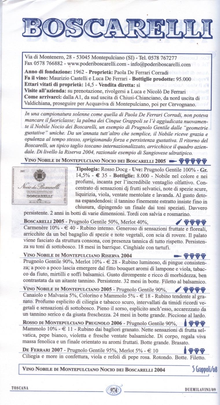 bibenda2009